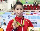 """""""Cô gái vàng"""" taekwondo Tuyết Vân được fan tặng clip kỉ niệm"""