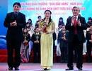 10 tài năng trẻ được trao giải Quả cầu vàng 2013