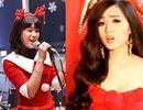 Tâm Tít, Chibi Hoàng Yến đáng yêu trong clip tặng fan dịp Noel