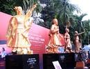 Trưng bày 4 bức tượng điêu khắc danh tướng Việt Nam