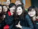 Hoa hậu, Á hậu Việt Nam hăng hái tham gia ngày hội vì cộng đồng
