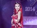 Ngắm vũ điệu bellydance cuốn hút của thiếu nữ tuổi 16