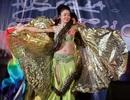 Xem nữ sinh Khoa học tự nhiên múa bụng cùng trăn