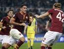 Toàn thắng 10 trận, AS Roma đi vào lịch sử Serie A