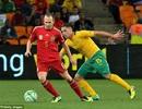 Thi đấu bạc nhược, Tây Ban Nha gục ngã trước Nam Phi