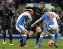 Hòa bất lực Blackburn, Man City phải đá lại ở cúp FA