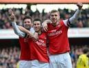 Đè bẹp Sunderland, Arsenal tìm lại niềm vui ở Premier League