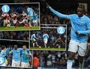 Yaya Toure lập hat-trick, Man City dễ dàng nhấn chìm Fulham