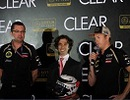 Kimi Raikkonen, luồng gió mới cho đội Lotus