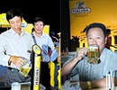 Ngày Tết, nói chuyện bia