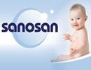 Sanosan – Sản phẩm an toàn cho bé chính thức được phân phối độc quyền tại Việt Nam