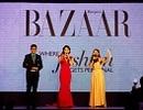 Trương Ngọc Ánh diện váy quán quân Project Runway tại tiệc Bazaar