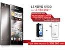 Lenovo K900: Mạnh mẽ và tinh tế