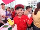Quán quân Quang Anh khuấy động 2.000 học sinh Hà Nội