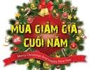 Khuyến mại lớn cho tín đồ smartphone dịp Noel