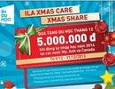 Quà tặng giáng sinh duy nhất trong năm dành cho chương trình du học ILA