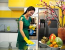 Diễn viên Lê Phương chuẩn bị gì cho gian Bếp ngày Tết?