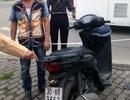 Hà Nội: Vui mừng nhận lại xe máy bị mất hơn 4 năm trước