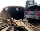 Khởi tố vụ sập lò gạch khiến 2 người tử vong