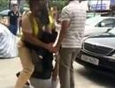 Người say rượu đạp vào mặt Cảnh sát giao thông được tại ngoại