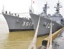 Tàu tự vệ biển Nhật Bản thăm hữu nghị Đà Nẵng
