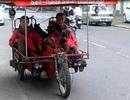 """Cảnh cáo vợ chồng người Trung Quốc mang bản đồ """"đường lưỡi bò"""" vào Việt Nam"""