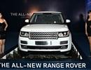 Range Rover thế hệ mới có mặt tại Việt Nam