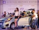 Xe Chevrolet Spark số tự động có giá 377 triệu đồng