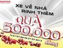 Honda Việt Nam khuyến mại lớn cho xe máy