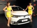 Toyota Vios 2013 chính thức được giới thiệu tại Malaysia