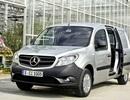 Mercedes-Benz Citan sử dụng động cơ của Renault