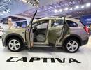 GM Việt Nam quyết đưa Chevrolet Captiva trở lại