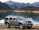 Nissan triệu hồi 153.000 chiếc SUV.
