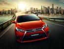 Toyota Yaris mới ra mắt tại Thái Lan.