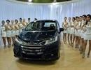 Honda Odyssey 2013 ra mắt tại Malaysia