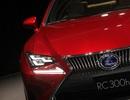 Lexus cung cấp gói F-Sport cho chiếc RC 350 coupé