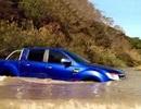 Trải nghiệm khả năng lội nước của Ford Ranger