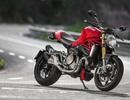 Ducati Monster 1200 tại Mỹ có giá khởi điểm 18.000 USD