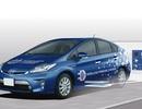Toyota sạc điện ôtô như sạc điện thoại