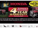 Honda mở rộng danh mục sản phẩm tại Việt Nam