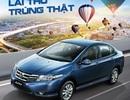 Lái thử ôtô - trúng xe máy SH với Honda Việt Nam