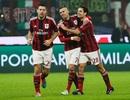 AC Milan xuất sắc giành chiến thắng trước Napoli