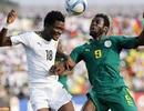 Bảng C CAN 2015: Ghana thua sốc