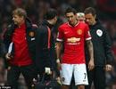 MU dính 47 ca chấn thương: Lỗi của Van Gaal?