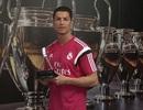 C.Ronaldo đoạt danh hiệu Cầu thủ xuất sắc nhất năm