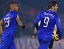 Inter đại thắng, Juventus bị cầm chân tiếc nuối