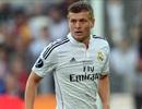 """Vua kiến tạo"" năm 2014: Toni Kroos lật đổ Barcelona"
