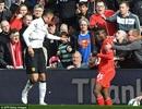 Balotelli nổi điên, suýt tẩn nhau với cầu thủ MU