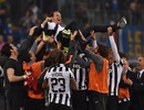 Juventus chính thức lên ngôi vô địch Serie A
