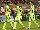 """Barcelona vào chung kết: """"Cỗ máy hủy diệt"""" không thể chết"""